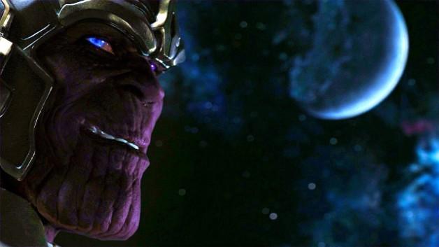Thanos Avengers Mid-Créditos Cena