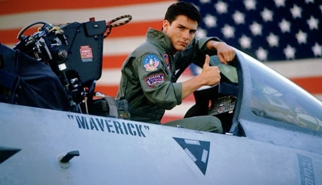 Top Gun: Maverick Tom Cruise Christopher McQuarrie