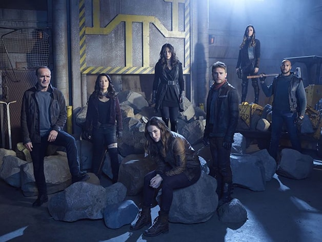 Agents of SHIELD Marvel ABC