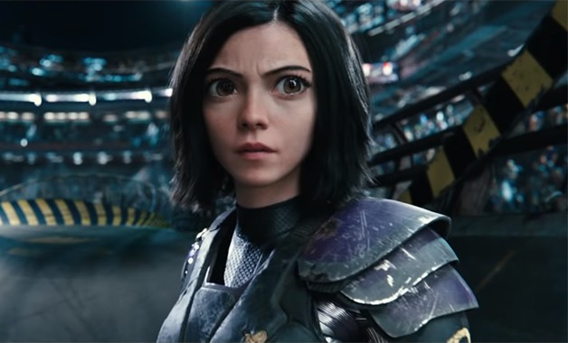 Super Bowl Alita Battle Angel James Cameron Fox