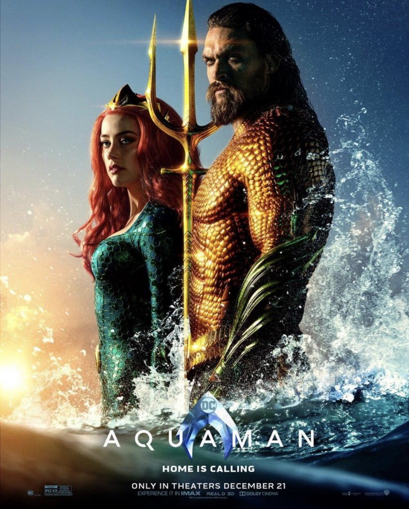 Aquaman New Poster Home Is Calling
