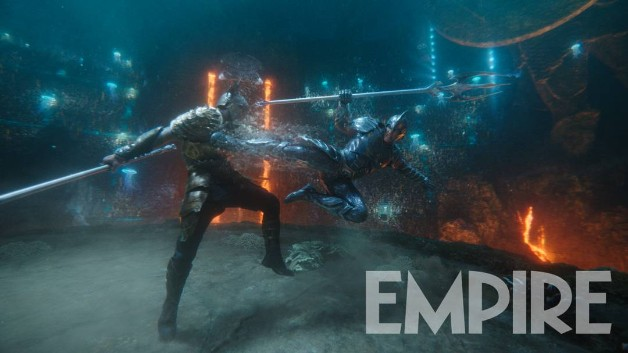 Aquaman Orm Luta Patrick Wilson