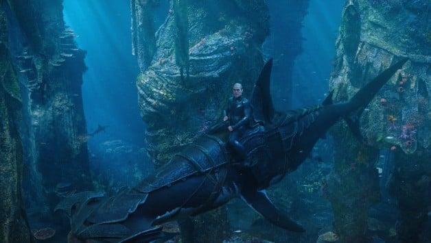 Willem Dafoe Aquaman