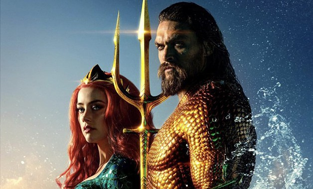 Aquaman DC Comics James Wan Amazon Prime