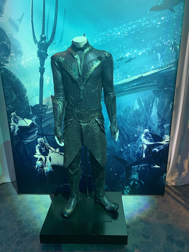 Aquaman Press Photos