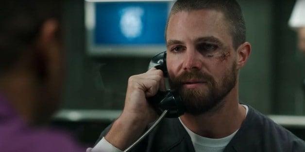 The CW Arrow Season 7 Slabside Redemption