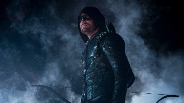 Arrow Season 7 Talia Batman Gotham City