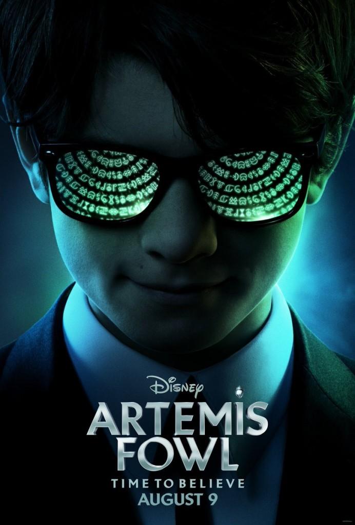 Artemis Fowl Poster Walt Disney Studios