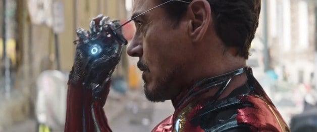 Avengers Infinity War Iron Man Armor