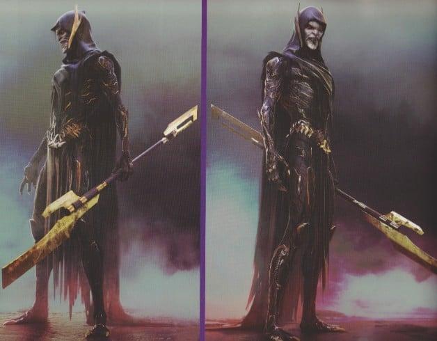 Avengers Infinity War Thanos Marvel Studios One Black Order