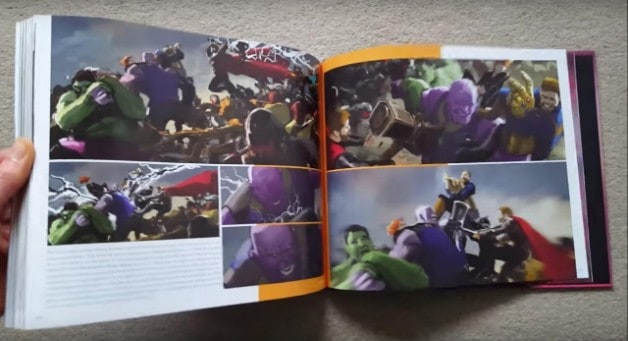 Avengers Infinity War Thanos Hulk Thor