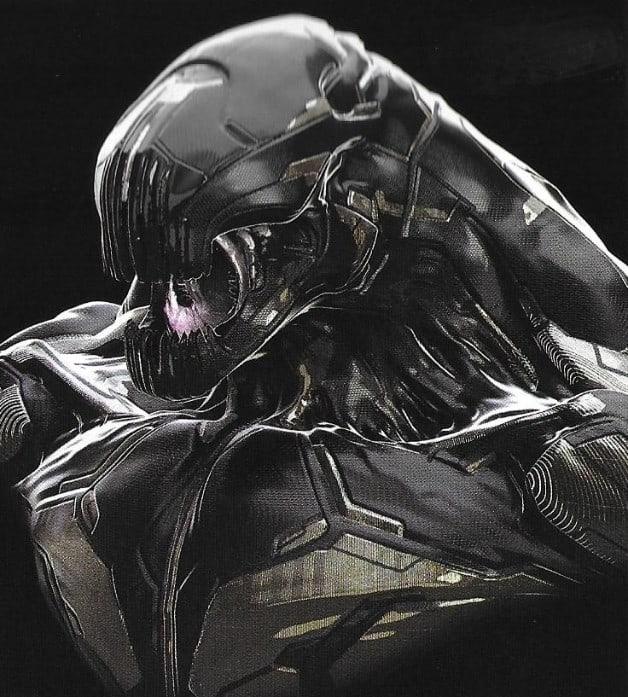 Avengers Infinity War Thanos Venom