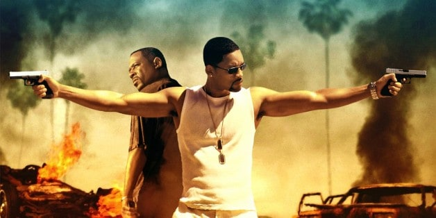 Bad Boys Will Smith Martin Lawrence