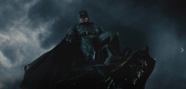 Batman Justice League Gargoyle Dark Knight Returns