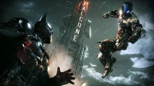 Batman Arkham Cavaleiro Detetive Comics