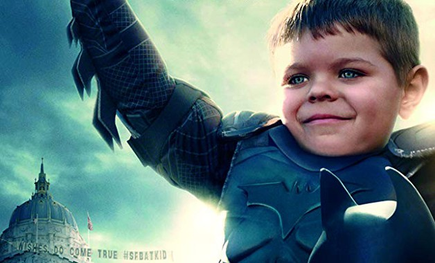 Batman Batkid Miles Scott