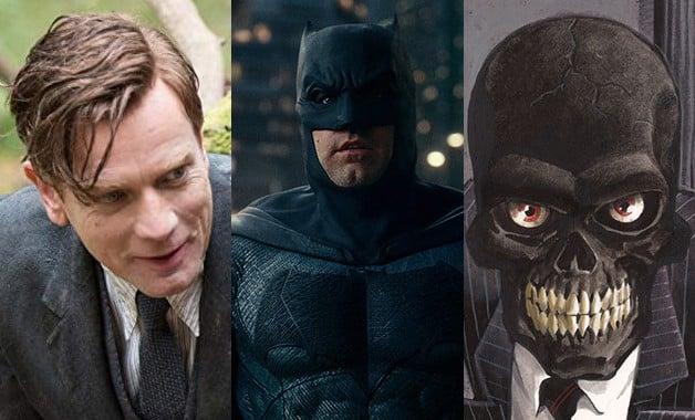 Batman Ewan McGregor Black Mask DC Comics