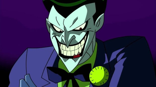 Batman Joker Mark Hamill