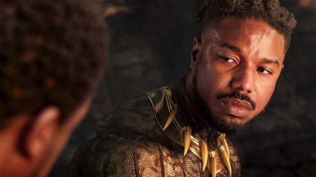 Marvel Oscars Black Panther Michael B Jordan Killmonger Marvel Studios Oscar