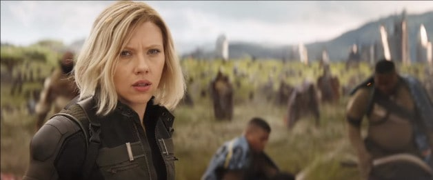 Concept Artist Shares Look For Black Widow In Avengers