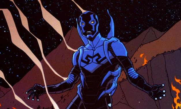Besouro Azul Gareth Dunnet-Alcocer Warner Bros DC Comics