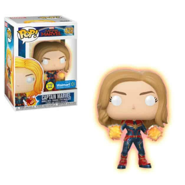 Captain Marvel Carol Danvers Funko 11