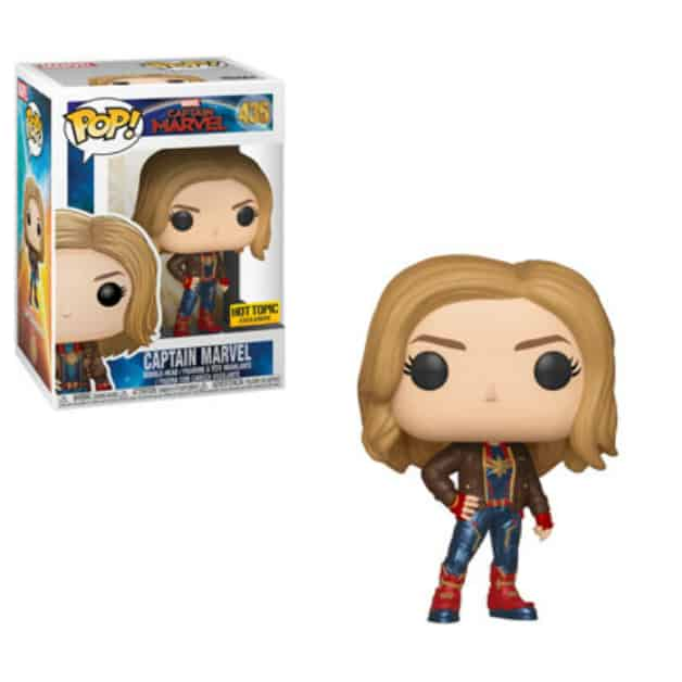 Captain Marvel Carol Danvers Funko 15