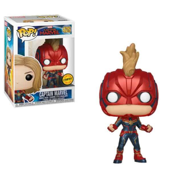 Captain Marvel Carol Danvers Funko 3