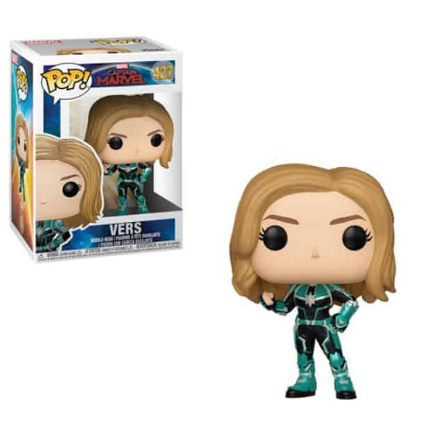 Captain Marvel Carol Danvers Funko 4