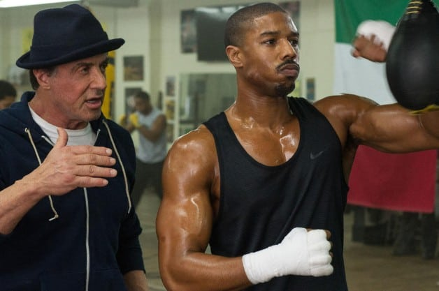 Creed 2 Rocky Sylvester Stallone Michael B. Jordan