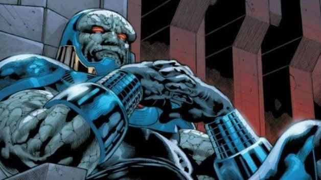 Ray Porter Darkseid Greek Text Justice League Zack Snyder