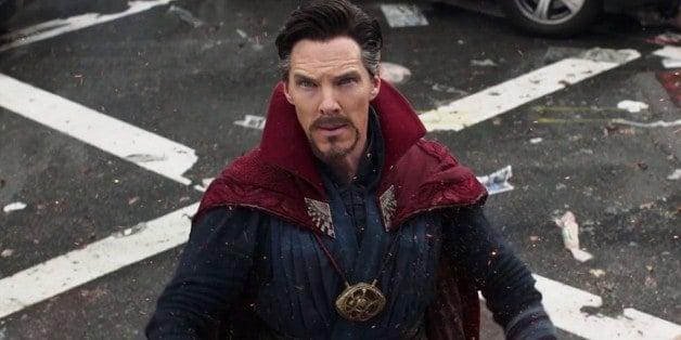 Doctor Strange Avengers 4 Marvel Disney