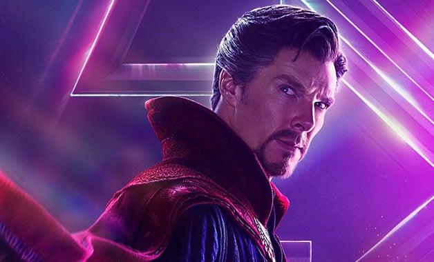 Doctor Strange Benedict Cumberbatch Avengers Infinity War Marvel Studios