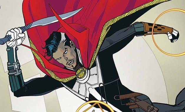 Doctor Strange Marvel Comics