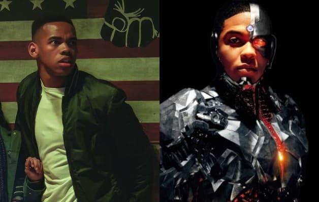 Doom Patrol Cyborg Actor Joivan Wade Says His Suit Looks Amazing