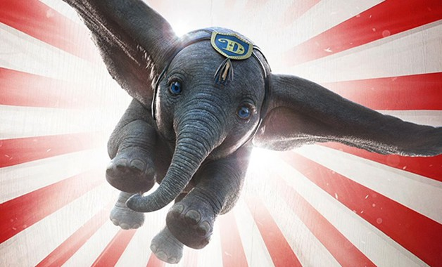 Here's The Trailer For The Live Action 'Dumbo', Pink Elephants & All