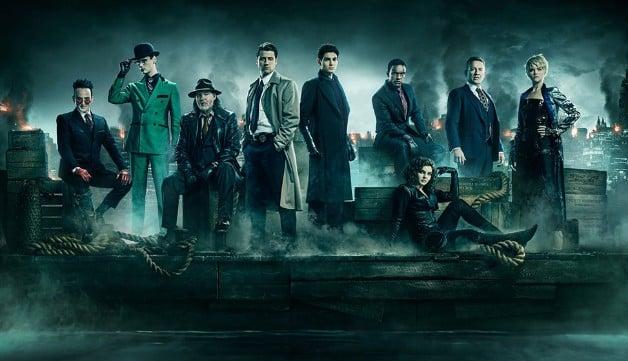 Gotham Gang Fox
