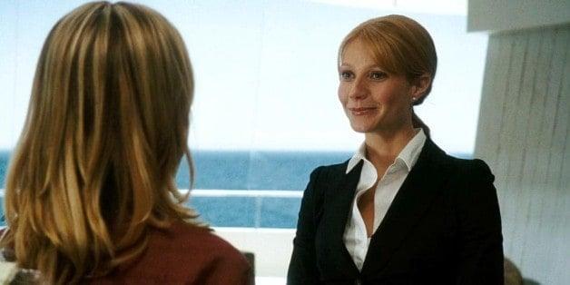 Gwyneth Paltrow Pepper Potts Iron Man Marvel Cinematic Universe