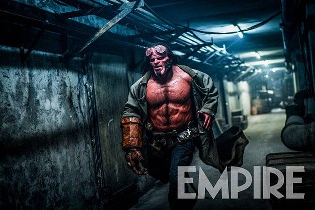 Hellboy David Habour