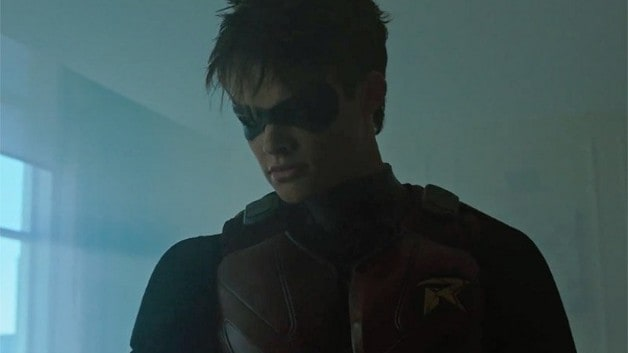 Jason Todd Titans Batman