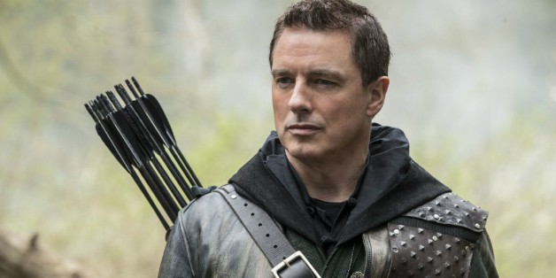 John Barrowman Merlyn Arrow Season 7