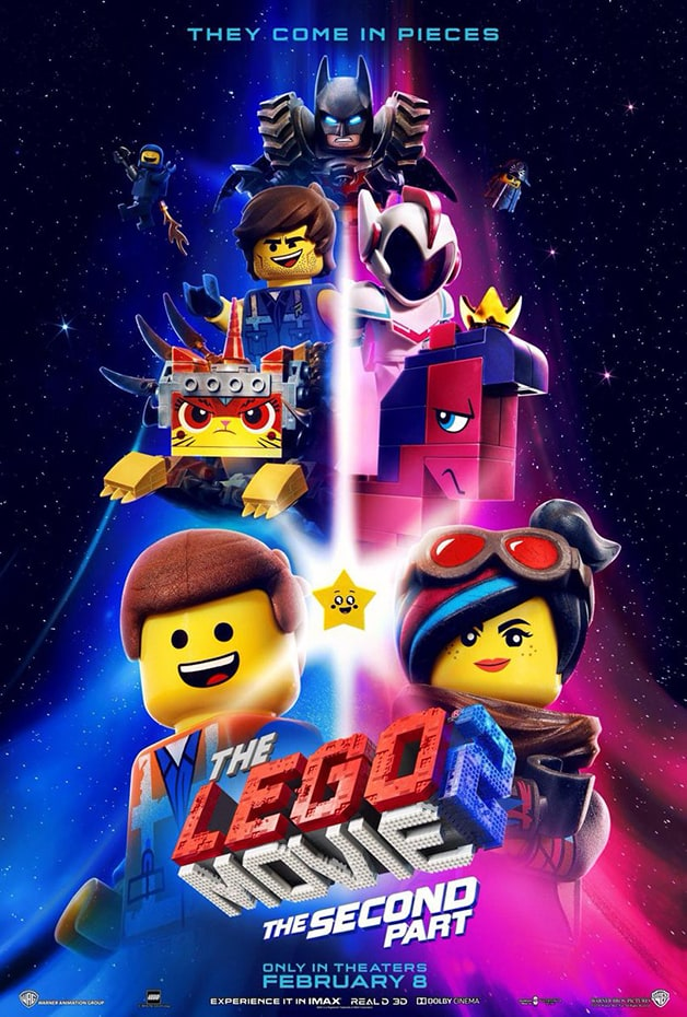 Lego Movie Second Part