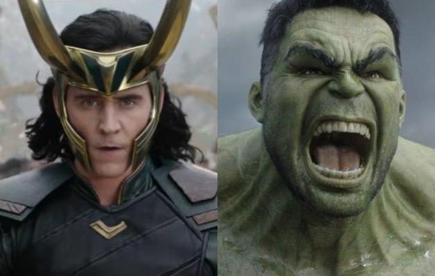 Loki Mark Ruffalo Tom Hiddleston Disney Plus