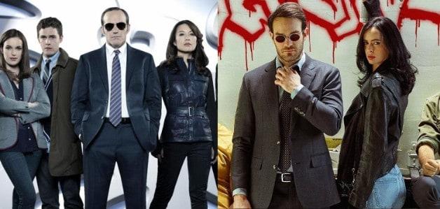 Marvel Agents of S.H.I.E.L.D. Netflix