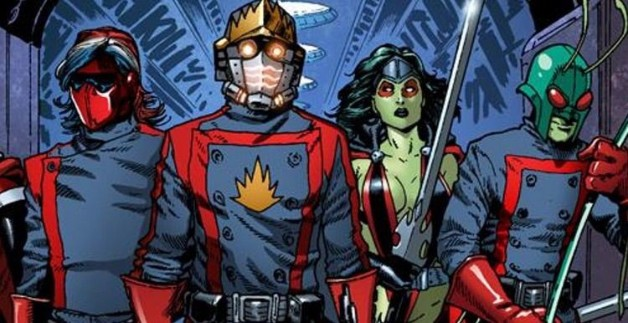 Marvel Comics Star Lord Old Man Peter Quill