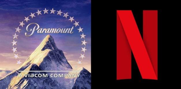 Netflix paramount viacom