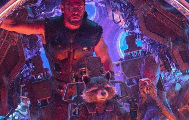 Nidavellir Avengers Infinity War