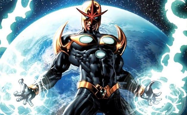 Nova Marvel God of War