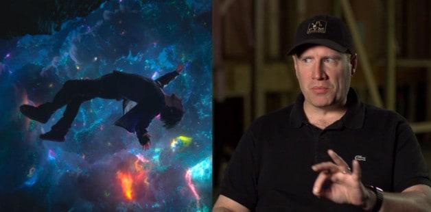 Quantum Realm Avengers 4 Marvel Kevin Feige