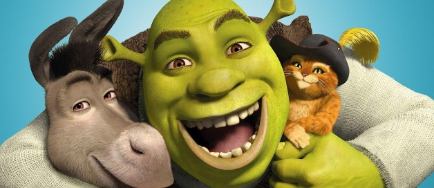 Shrek Puss n Boots Dreamworks Universal Pictures